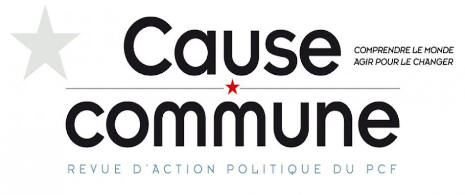 Cause Commune, la revue d'action politique du PCF